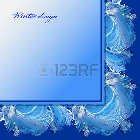 418 Hoarfrost Rime Stock Vector Illustration And Royalty Free.