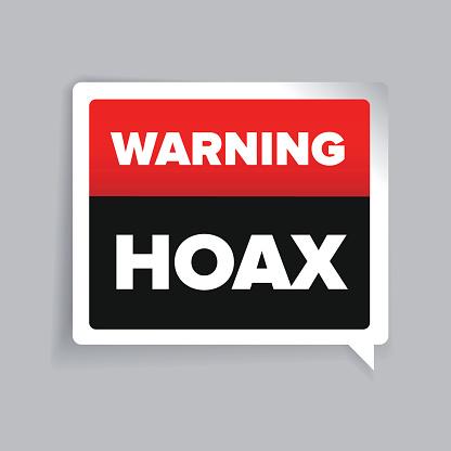 Hoax Clip Art, Vector Images & Illustrations.