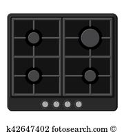 Induction hob Clipart Royalty Free. 71 induction hob clip art.