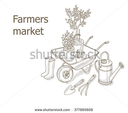 Hobby Farming Stock Vectors & Vector Clip Art.