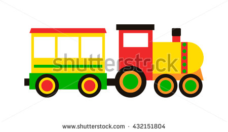 Toy Train Stock Photos, Royalty.
