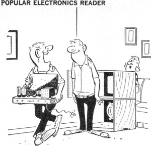 The Hobbyist, April 1967 Popular Electronics.