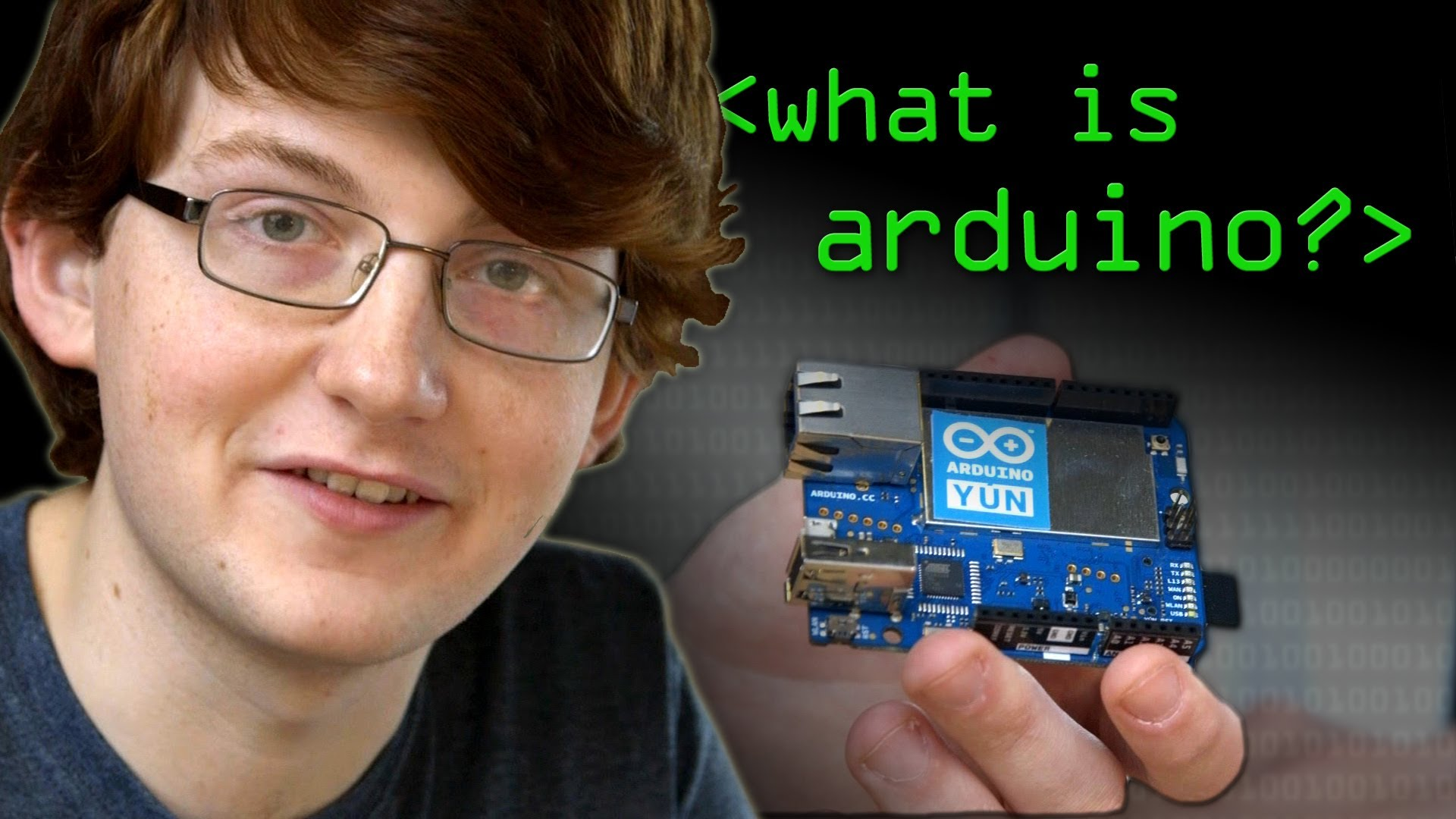 Arduino: Hobbyist Electronics to Orbit!.