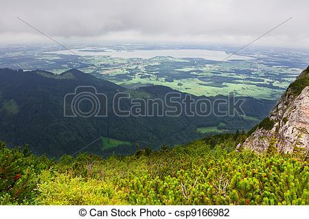 Stock Photo of Rainy Weather.