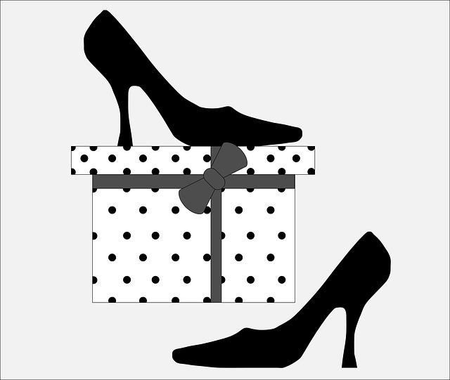 Free photo Hochhackig High Heeled Shoe Pumps Hacking Shoes.