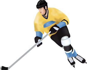 Hockey clip art images free clipart images.