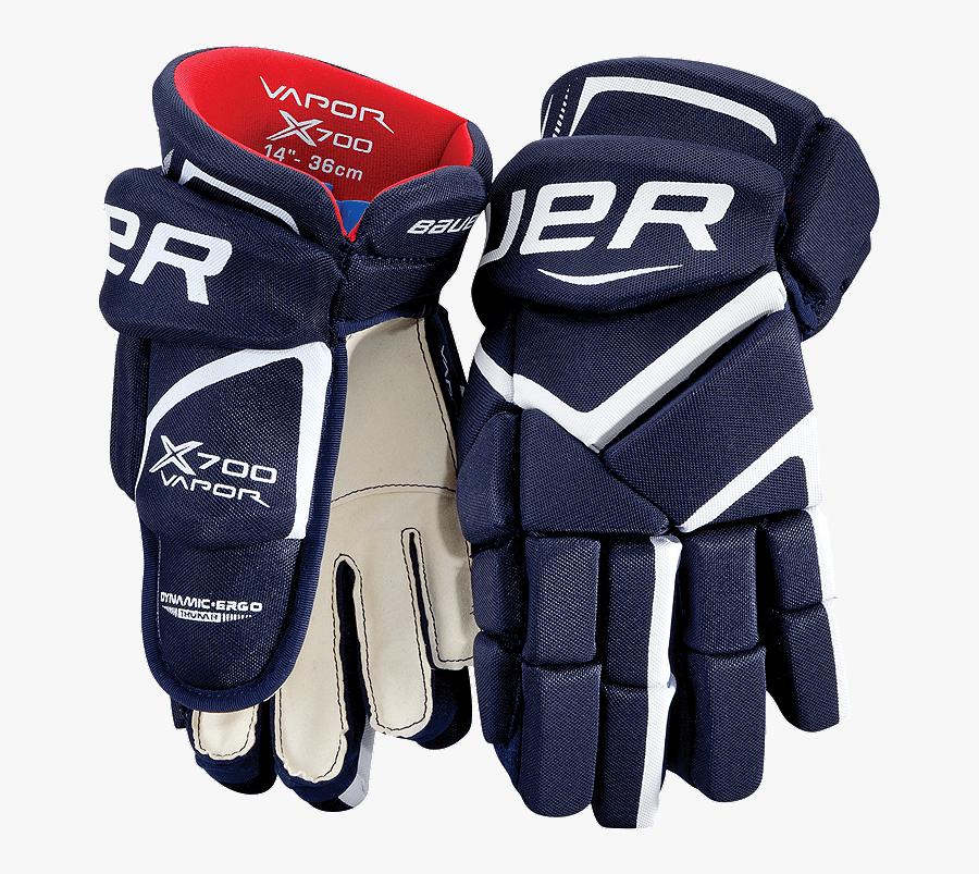 Bauer Hockey Gloves.