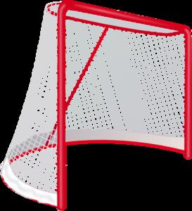 Hockey Goal Clip Art at Clker.com.