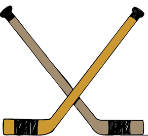 Free Ice Hockey Clipart.