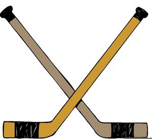 Free Ice Hockey Clipart.