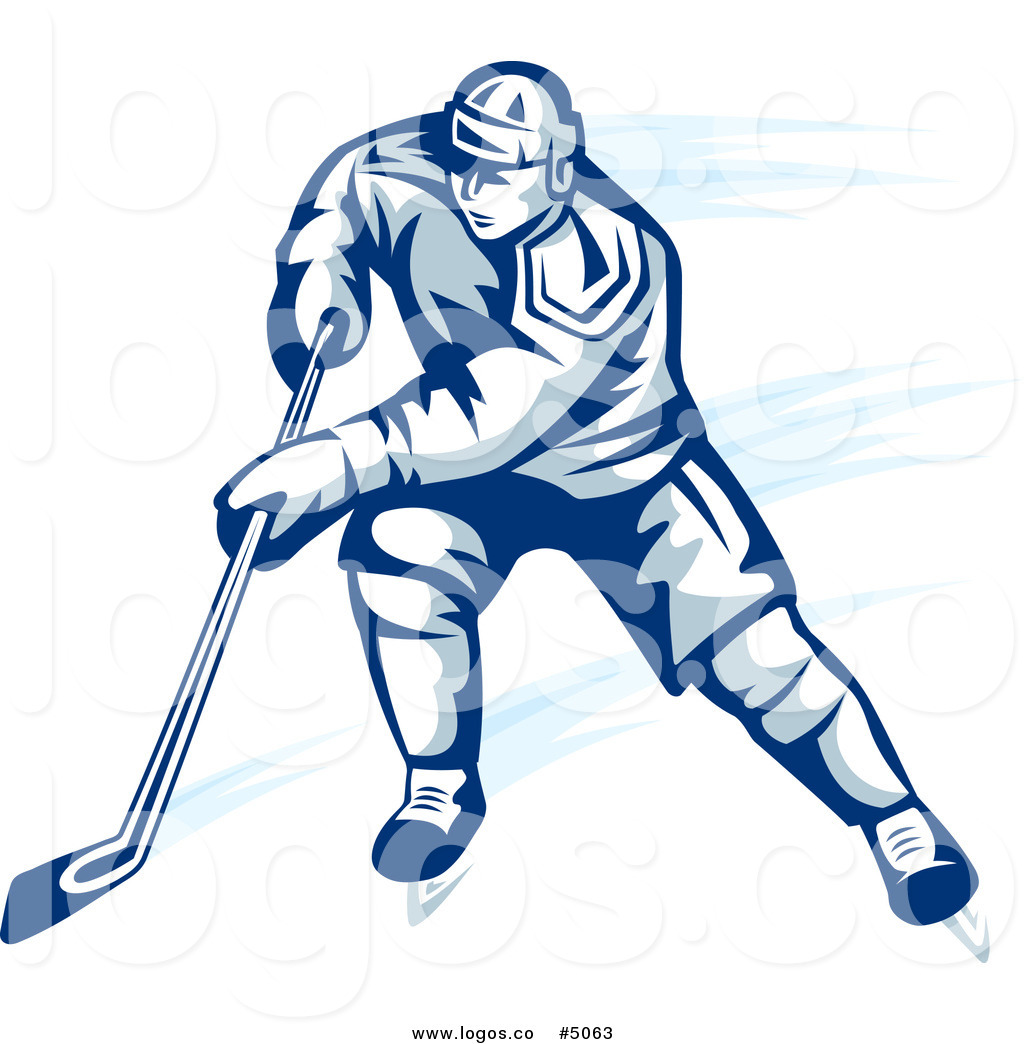Hockey Player Clipart at GetDrawings.com.