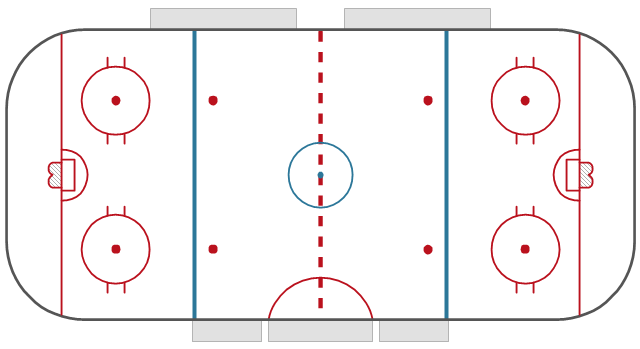 hockey rink coloring pages - hockey rink clipart clipground