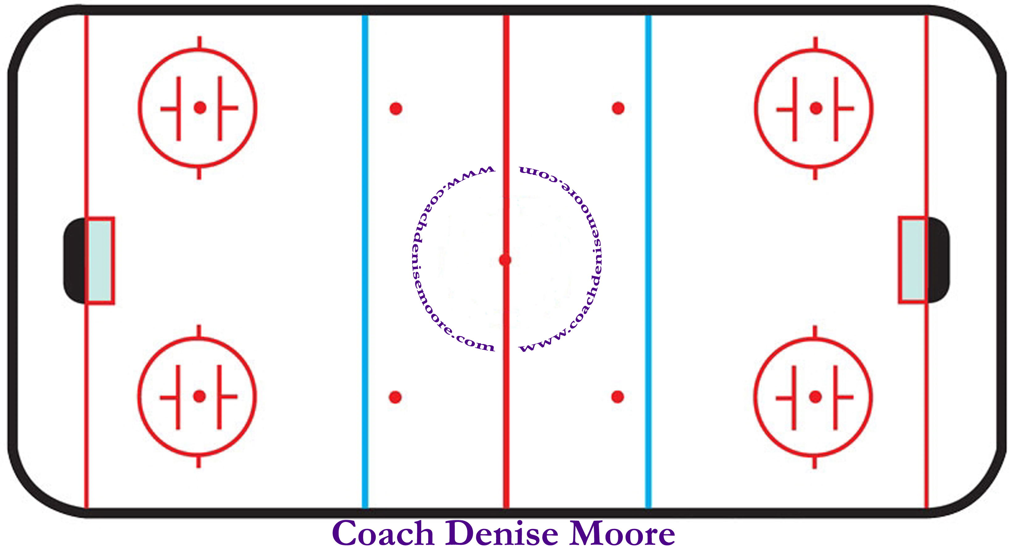 Hockey arena clipart.