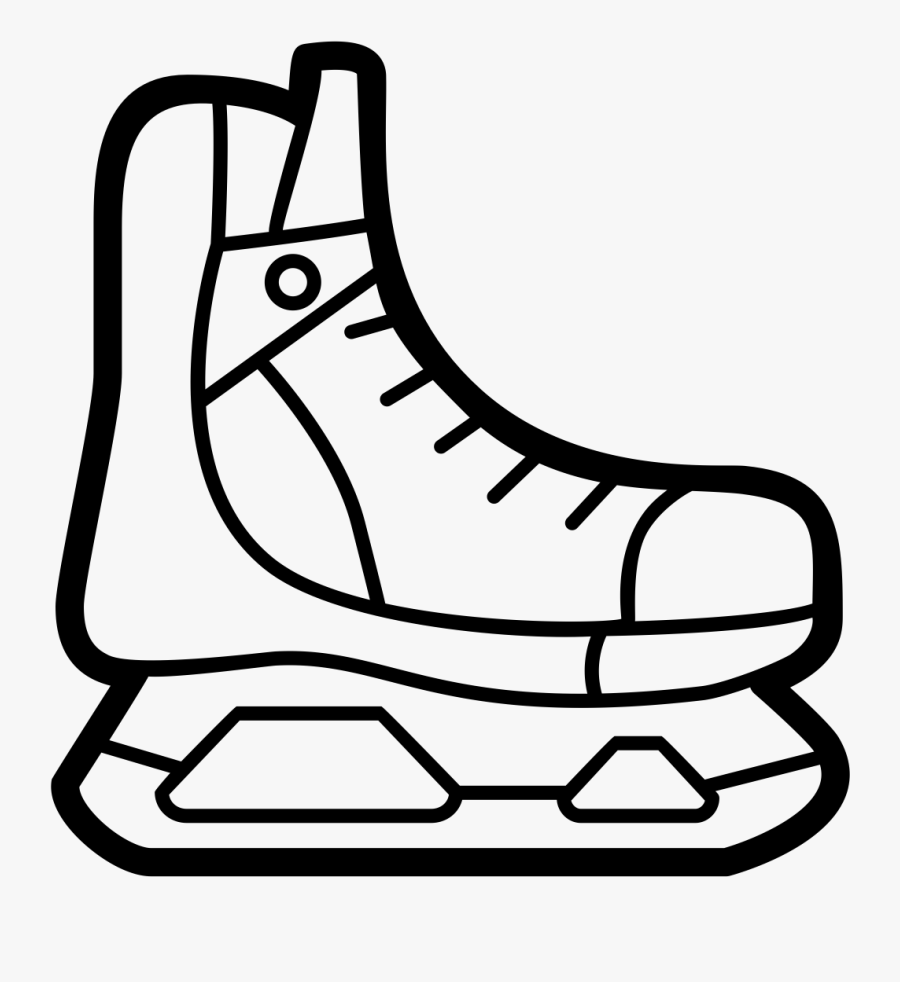 Hockey Skate Sharpening , Free Transparent Clipart.