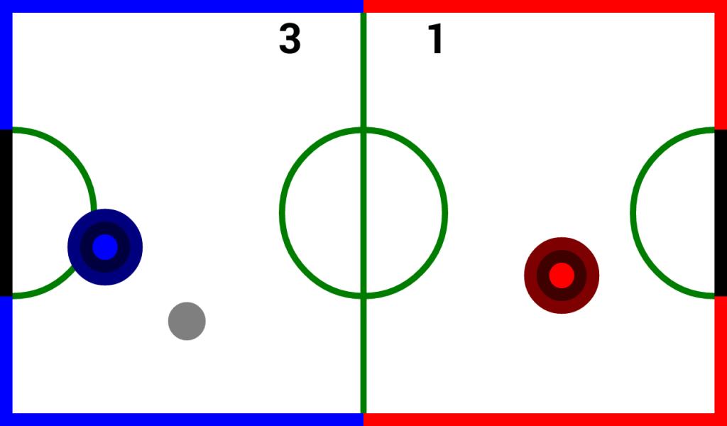 Air Hockey Classic HD.