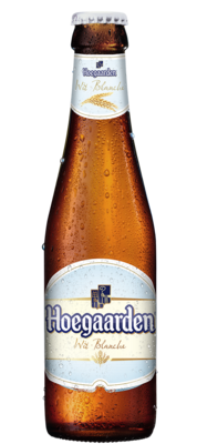 Hoegaarden White Beer 330ml.