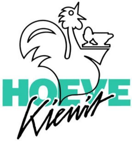 Logo Hotel Hoeve Kiewit.