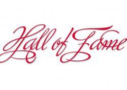 Hall of Fame Clip Art.
