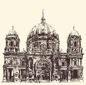 Hofburg Palace Clip Art.