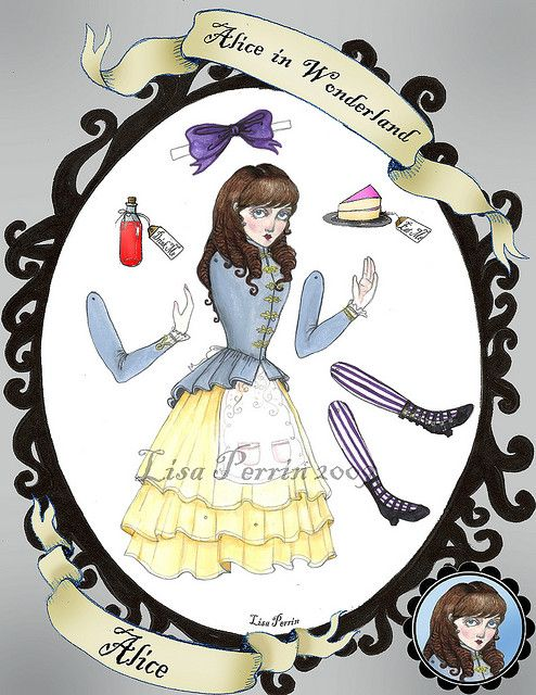17 Best images about Alice in wonderland on Pinterest.