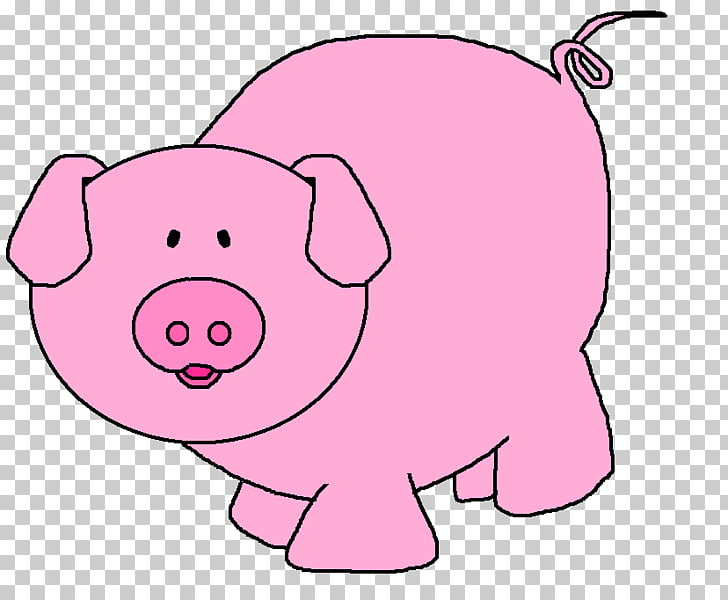 Pig , hogs PNG clipart.