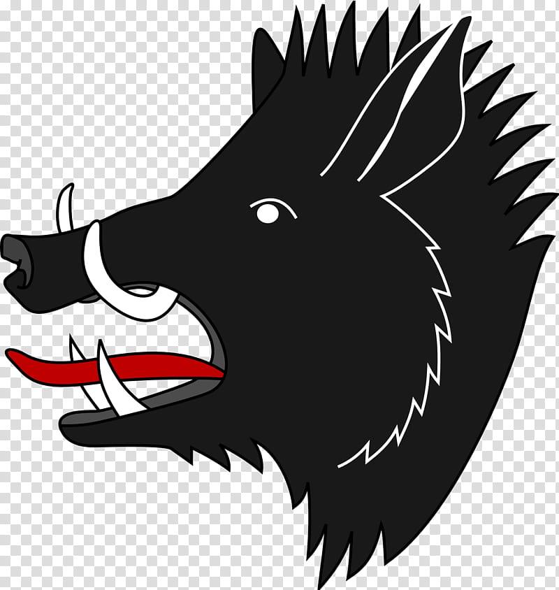 Pig, Wild Boar, Boar Hunting, Logo, Drawing, King Tongue.