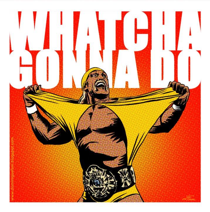 Pix For Hulk Hogan Logo.