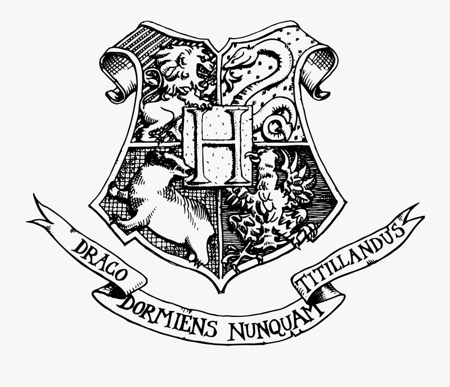 Hogwarts Crest Png.