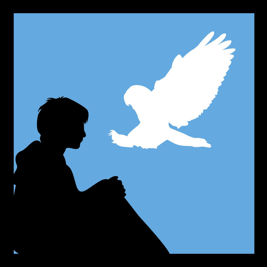 Harry Potter Silhouette by DreamBig20761 on DeviantArt.