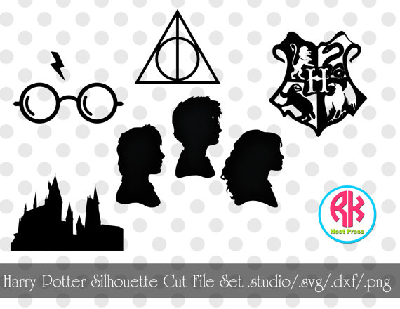 hogwarts silhouette clipart good resolution #16