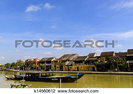 Stock Photo of Hoi An Old Town k14560612.