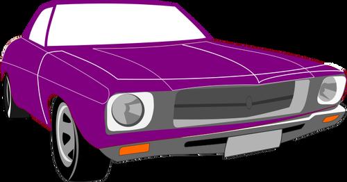 Vector clip art of Holden Kingswood car.