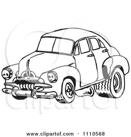 Royalty Free Stock Illustrations of Cars by Dennis Holmes Designs.
