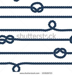 Rope and Hold Fast Tattoo Clip Art.