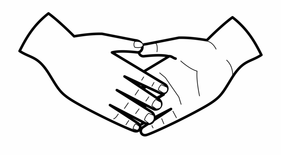Picture Black And White Stock Holding Hands Computer.