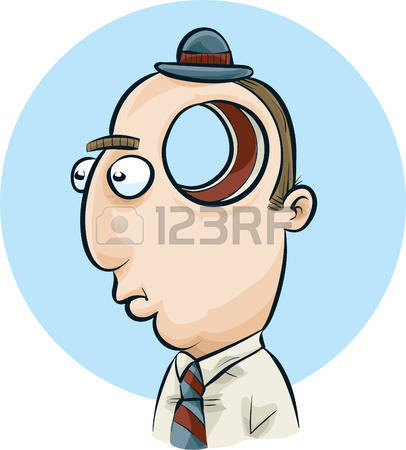 1,214 Hole In My Head Stock Vector Illustration And Royalty Free.
