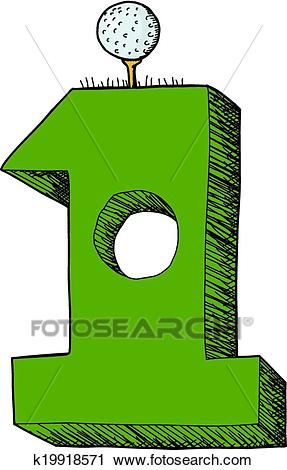 Hole in one clipart 4 » Clipart Station.