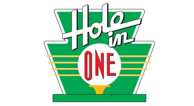Image result for hole in one clip art.