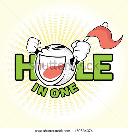 Hole in one clipart 5 » Clipart Station.