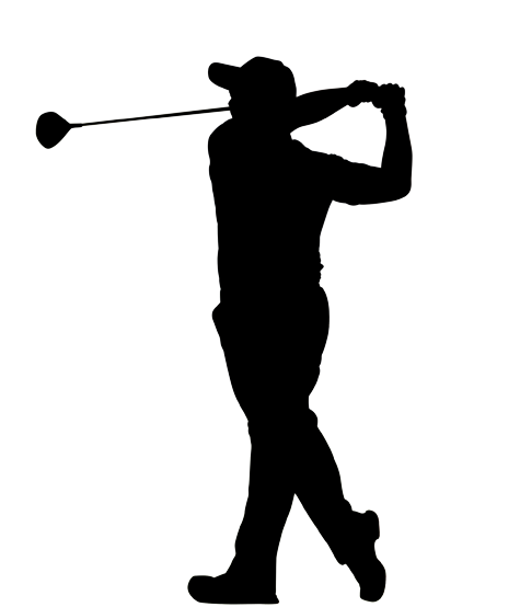 Golf stroke mechanics Hole in one Golf course Stock.