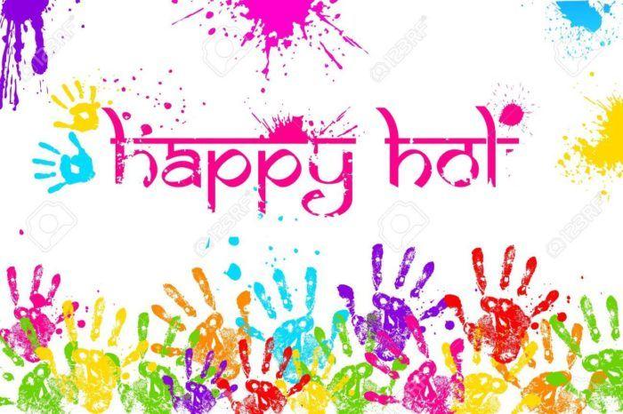 Happy Holi Clipart Photos.