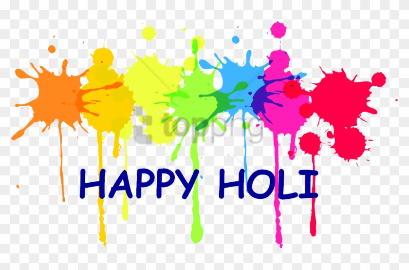 Free Png Holi Color Happy Png Images Transparent.