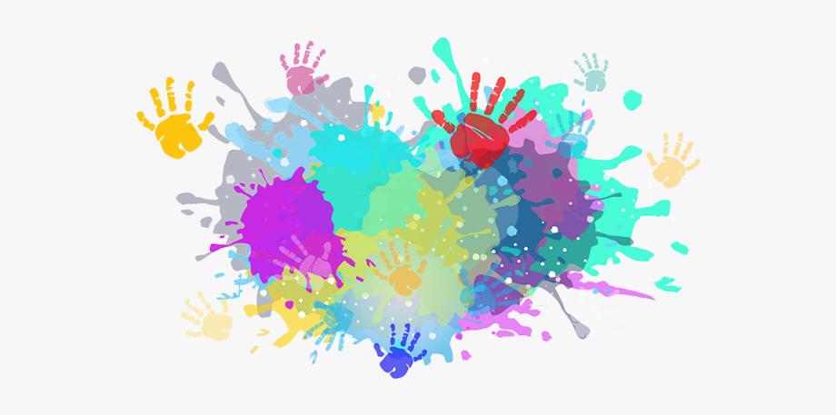 Holi Festival Colorful Colors Color Powder Splash.