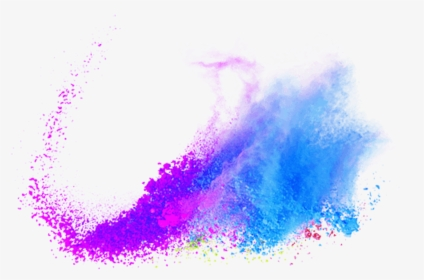 Paint Wallpaper Bucket Colorful Holi Free Frame Clipart.