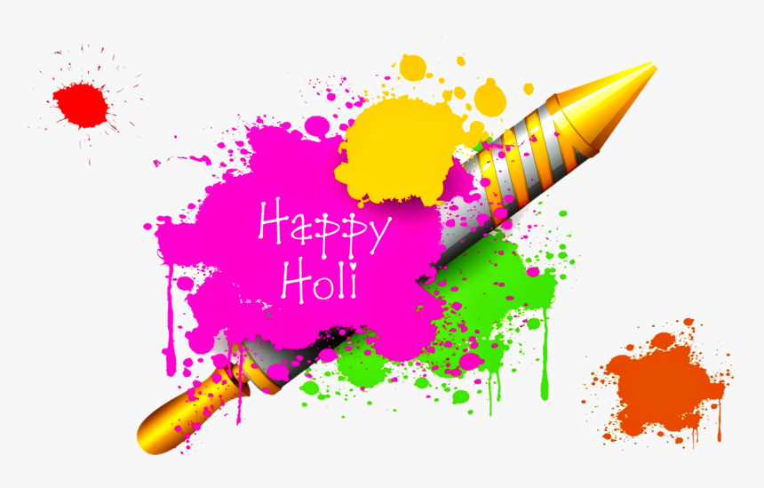 Happy Holi Pichkari Png Images Wallpapers Holi Guns.