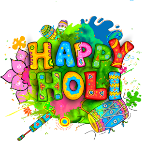 Holi Background HD.