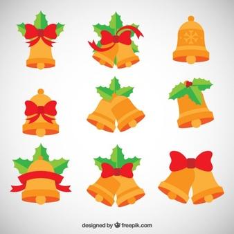 Jingle Bells Vector Clipart Vector.