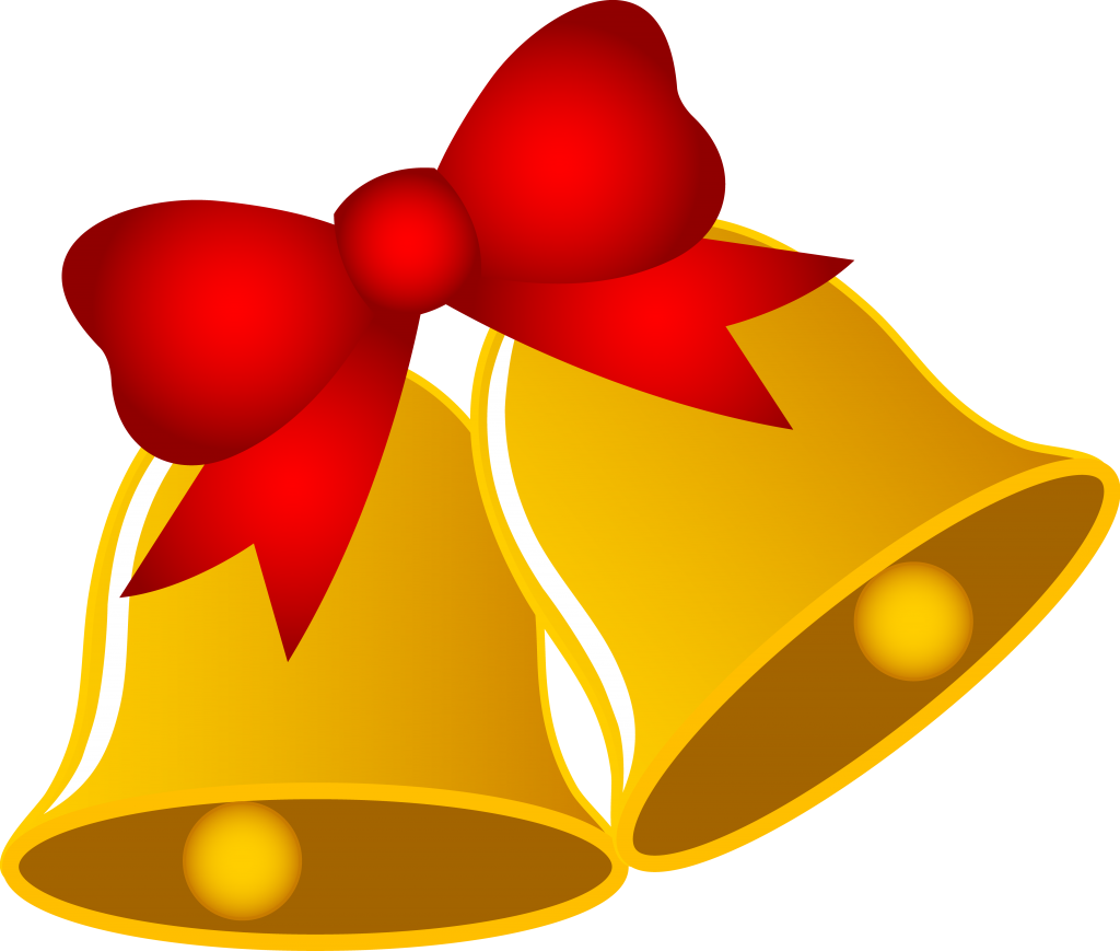 Bells clipart holiday, Bells holiday Transparent FREE for.