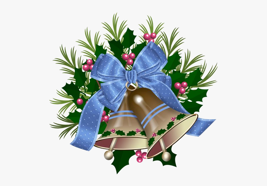 Bells Clipart Holiday Craft.