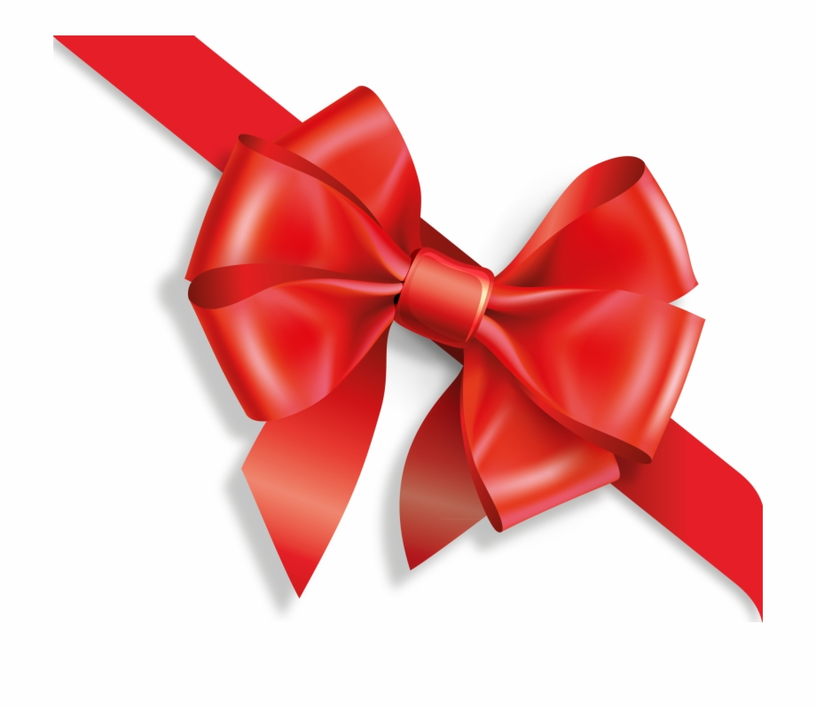 Christmas Bow Free PNG Images & Clipart Download #1272923.